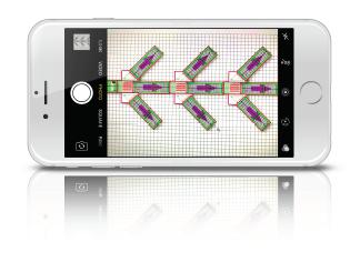 Foto Planung Smartphone Bild